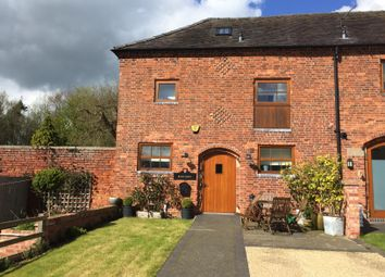 Thumbnail 3 bed barn conversion to rent in Wood Lane, Hanbury, Burton-On-Trent