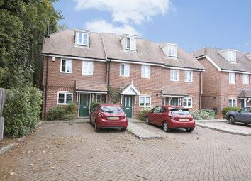 Thumbnail 4 bed end terrace house for sale in Foxhollow Close, Walton-On-Thames