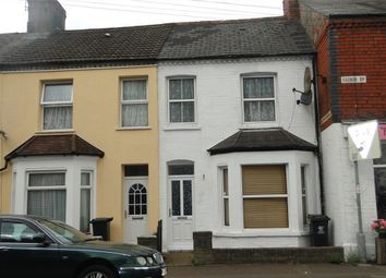 Thumbnail 3 bed terraced house to rent in Radnor Road, Canton, Cardiff, South Glamorgan
