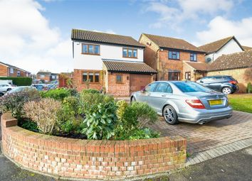 Thumbnail 4 bedroom detached house for sale in Springwood, Cheshunt, Waltham Cross, Hertfordshire