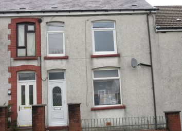 Thumbnail 3 bed terraced house for sale in Cross Street, Gilfach