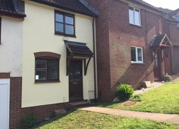 Thumbnail 2 bedroom terraced house to rent in Petrel Close, The Willows, Torquay