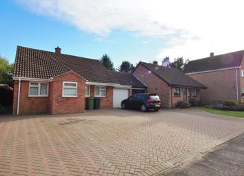 Thumbnail 3 bed detached bungalow to rent in High House Avenue, Wymondham, Norfolk
