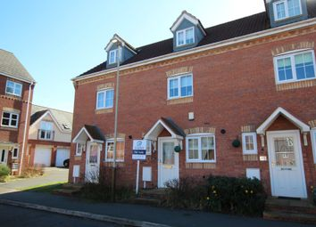 Thumbnail 3 bed town house for sale in Saxthorpe Road, Hamilton, Leicester