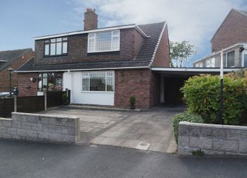 Thumbnail 2 bed semi-detached house for sale in Hayner Grove, Weston Coyney, Stoke-On-Trent