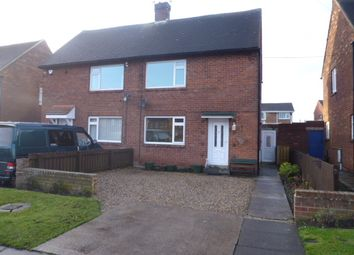 Thumbnail 2 bed semi-detached house for sale in Woodside Avenue, Seaton Delaval, Tyne & Wear