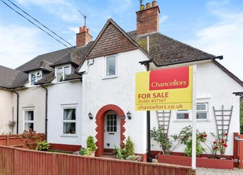 Thumbnail 3 bed semi-detached house for sale in Cholsey, Wallingford