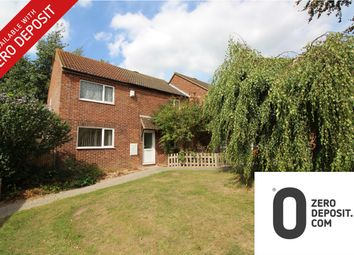 Thumbnail 4 bed end terrace house to rent in Bishops Way, Canterbury
