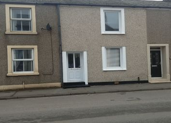 Thumbnail 2 bed terraced house to rent in Dalzell Street, Moor Row, ., Cumbria