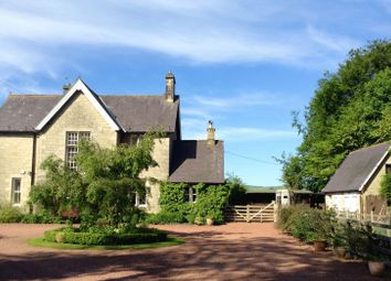 Thumbnail 4 bed country house for sale in Powburn, Alnwick