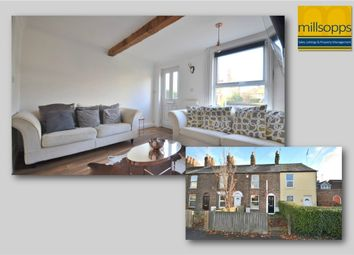 Thumbnail 2 bed cottage for sale in Wootton Road, South Wootton, King's Lynn