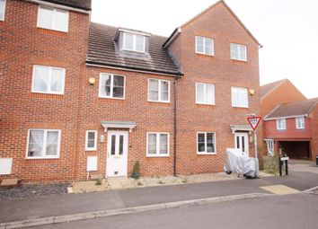 Thumbnail 4 bed terraced house for sale in Fawn Drive, Aldershot