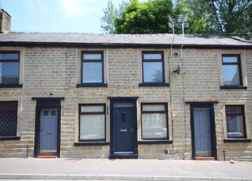 Thumbnail 2 bedroom terraced house for sale in Whitworth Road, Healey, Rochdale