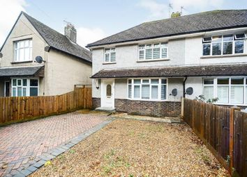 Thumbnail 3 bed semi-detached house for sale in Falmer Road, Rottingdean, Brighton, East Sussex