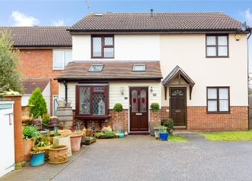 Thumbnail 2 bed terraced house for sale in Burgess Field, Chelmer Village, Essex
