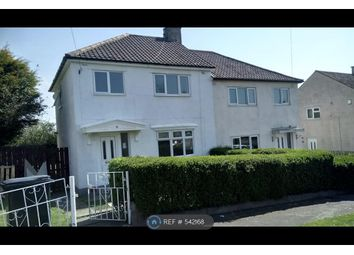 Thumbnail 3 bedroom semi-detached house to rent in Tedham Road, Newcastle Upon Tyne