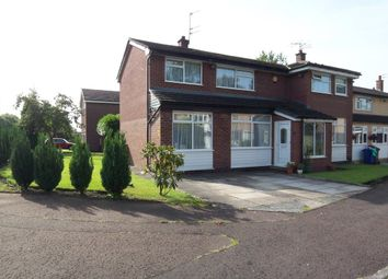 Thumbnail 4 bed detached house for sale in Kibworth Close, Whitefield