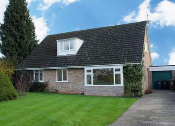 Thumbnail 4 bed bungalow for sale in St Mary's Close, Tenbury Wells