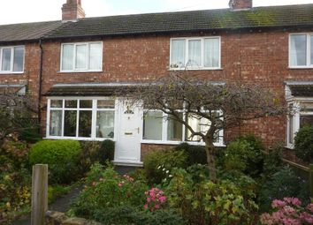 Thumbnail 3 bed cottage for sale in Boston Avenue, Northallerton