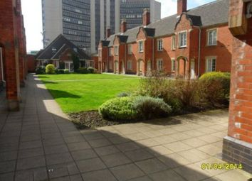 Thumbnail 1 bed flat to rent in Garden Court, Ladywood Middleway, Fiveways, Birmingham