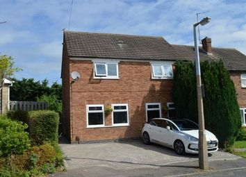 Thumbnail 3 bedroom semi-detached house for sale in Washbrook Close, Little Billing, Northampton