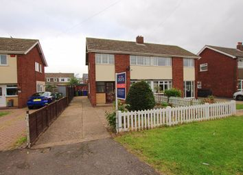 Thumbnail 3 bed semi-detached house for sale in Spinney Close, Immingham