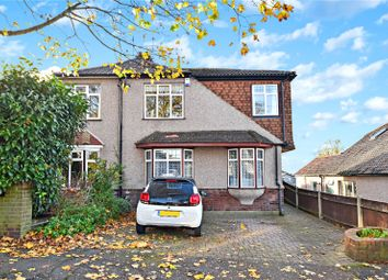 Thumbnail 4 bed semi-detached house for sale in Raeburn Avenue, West Dartford, Kent