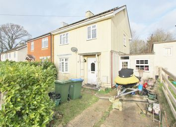 Thumbnail 3 bed semi-detached house for sale in Minstead Avenue, Southampton
