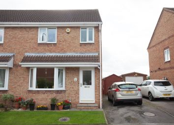 Thumbnail 3 bed semi-detached house for sale in Felkirk Drive, Ryhill, Wakefield