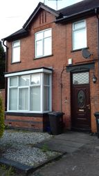 Thumbnail 4 bed shared accommodation to rent in Somerville Road, Leicester