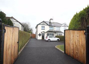 Thumbnail 3 bed semi-detached house for sale in Avenue Road, Lurgan, Armagh