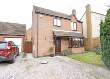 Thumbnail 3 bed detached house for sale in The Kippings, Thurlby, Bourne
