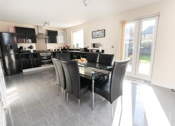 Thumbnail 4 bed detached house for sale in Dragoon Road, Coventry