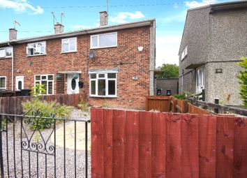 Thumbnail 2 bedroom semi-detached house for sale in Queens Park Way, Eyres Monsell, Leicester