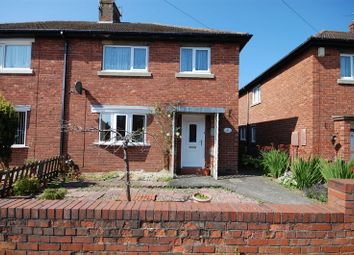 Thumbnail 3 bed semi-detached house to rent in Jobling Crescent, Morpeth