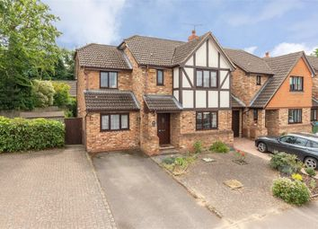 Thumbnail 4 bed link-detached house for sale in Melrose Road, Weybridge, Surrey