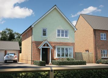 "Thumbnail 3 bed detached house for sale in ""The Yarkhill"" at Omega Boulevard, Warrington"