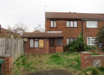 Thumbnail 3 bed semi-detached house for sale in Holderness Close, Stenson Fields, Derby