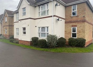 Thumbnail 1 bed flat to rent in Hussars Court, March
