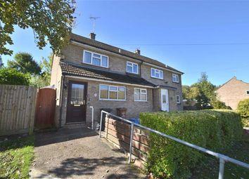 Thumbnail Semi-detached house for sale in Nightingale Walk, Chells, Stevenage, Herts