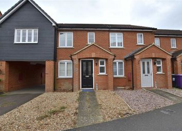 Thumbnail 2 bedroom terraced house to rent in Whitehorse Lane, Great Ashby, Stevenage, Herts
