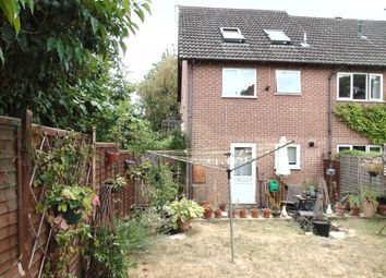 Thumbnail 2 bedroom end terrace house for sale in Sarisbury Close, Tadley, Hampshire