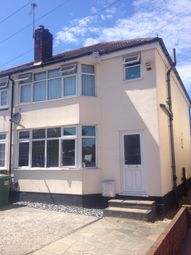Thumbnail 3 bed semi-detached house for sale in Fairwater Avenue, Welling