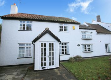 Thumbnail 4 bed cottage for sale in Epperstone Road, Lowdham, Nottingham