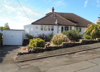 Thumbnail 4 bed detached bungalow for sale in Upper Westhill Road, Lyme Regis