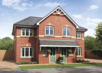 Thumbnail 1 bed semi-detached house for sale in Moorfield Park, Poulton-Le-Fylde, Lancashire