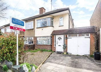 Thumbnail 3 bed end terrace house for sale in Dartmouth Road, Ruislip Manor, Middlesex