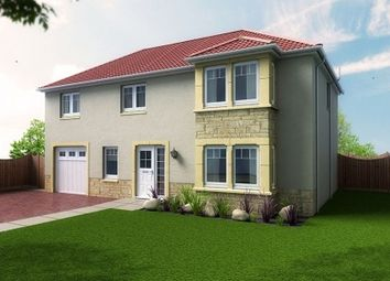 Thumbnail 5 bed detached house for sale in The Camellia, Laurel Brae, Springfield, Fife