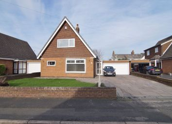 Thumbnail 3 bed detached bungalow for sale in Westfield Drive, Warton, Preston
