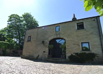 Thumbnail 4 bedroom detached house for sale in Totties, Scholes, Holmfirth